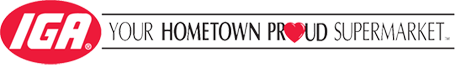 Logo - Hometown Proud Supermarket